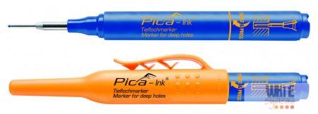Pica Ink mély-lyuk marker, kék, 1 db