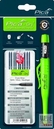 Pica Dry jelölőmarker + 1 db 4030 utántöltő hegy / grafit / blister csomag